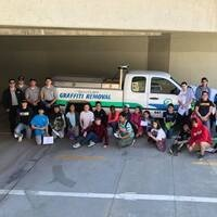 DFY IN SCV COMMUNITY BEAUTIFICATION PROJECT - VOLUNTEERS
