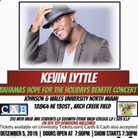 Bahamas Hope for the Holidays Benefit Concert