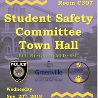 Student Safety Town Hall