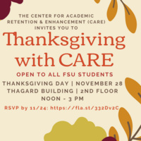 Thanksgiving with CARE