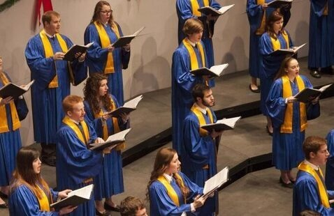 Concert: The Allegheny Choirs