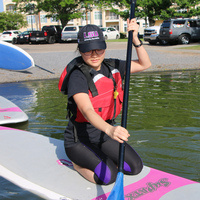 Stand Up Paddle Board Clinic