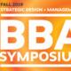 BBA Fall Symposium