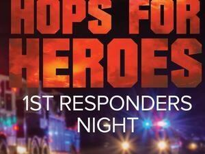 First Responders Night at StillFire Brewing