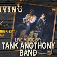 Tank Anthony Band - Thanksgiving Eve Party