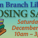 Felton Branch Library Closing Sale