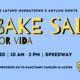 Por Vida Bake Sale