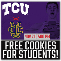 Free Student Cookie Giveaway!