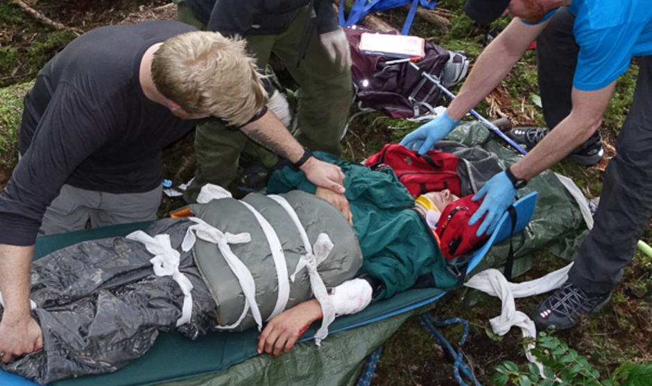 Wilderness First Aid