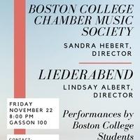 Boston College Chamber Music Society, Sandra Hebert, director