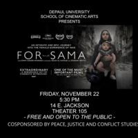 For Sama Screening