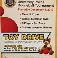 University Police Dodgeball Tournament