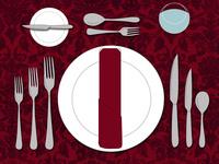 Etiquette Dinner
