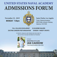 US Naval Academy Admissions Forum