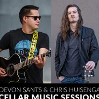 Cellar Sessions: Devon Sants and Chris Huisenga