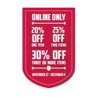 UGA Golf Shop Cyber Sale