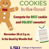 Cookies in the Quad
