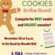Cookies in the Quad