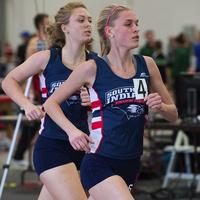 USI Women's Track & Field at Gladstein Invitational
