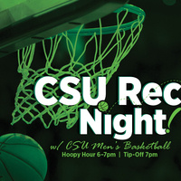 CSU Rec Night w/ CSU Men's Basketball