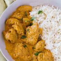 C-Cubed Luncheon - Chicken and Tofu Korma