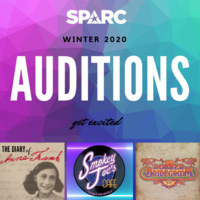 SPARC Auditions - The Robber Bridegroom and Smokey Joe's Cafe