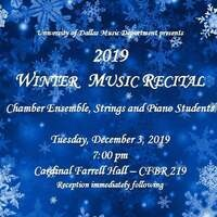 2019 Winter Music Recital