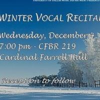 2019 Winter Vocal Recital