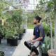 Morning Meditaion in the Green House - YOUR Day of Wellness