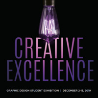 Creative Excellence Event Poster