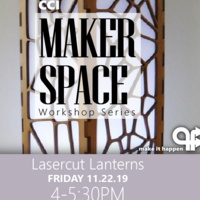 Lasercut Lanterns Workshop