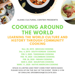 Cooking Around the World