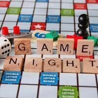 Game Night at the Cat