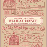 Holiday Dinner at Northern Lights Dining