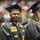 Undergraduate level graduation reception