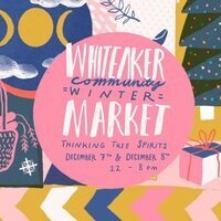 Holiday Pop Up Market with the Whiteaker Community Market