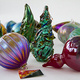 Holiday Glass Ornament Show