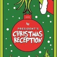 President's Christmas Luncheon