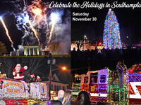 Holiday Happenings in Historic Southampton Village