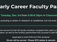 AVS Early Career Faculty Panel