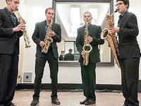 Woodwind Department - Donald Sinta Quartet, guest quartet