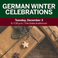 German Winter Celebrations