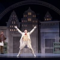 Frosty on Tour: The Barter Players Encore Company