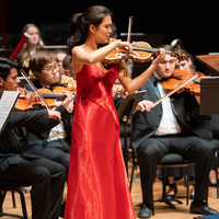 Diana Kim, Winner of the 2019 Concerto Competition with the DePaul Symphony Orchestra