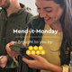 Mend-it-Monday by NMU EcoReps