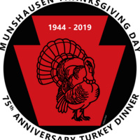 Logo for the Thanksgiving 1994 recreation and dinner