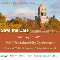 2020 LVAIC Sustainability Conference