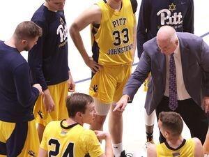 Pitt-Johnstown Men's Basketball vs. Gannon