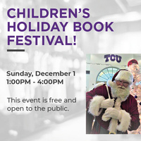 TCU Campus Store Children's Holiday Book Festival