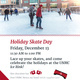 Holiday Skate Day